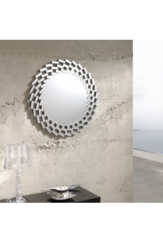 espejo de entrada estilo moderno