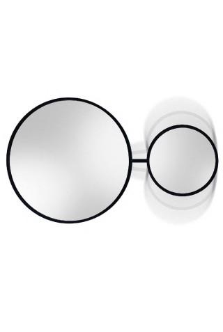 Espejo Decorativo De Diseño Scandi Duo