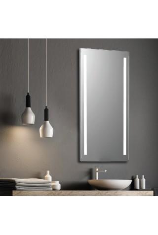 Espejo Para Baño Luz Led Incorporada