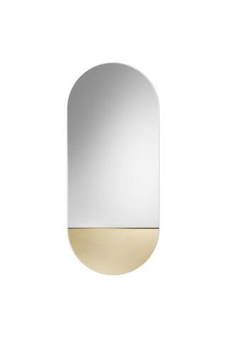 Espejo Decorativo Novi Gold