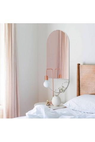 Espejo Decorativo Novi Cristal Copper