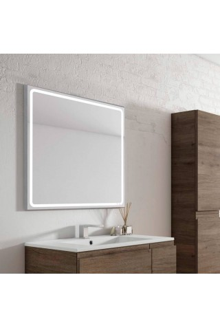 Espejo De Baño Con Luz LED Integrada