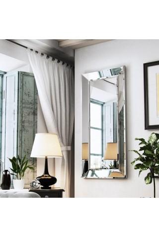 Espejo Decorativo Con Marco De Cristal