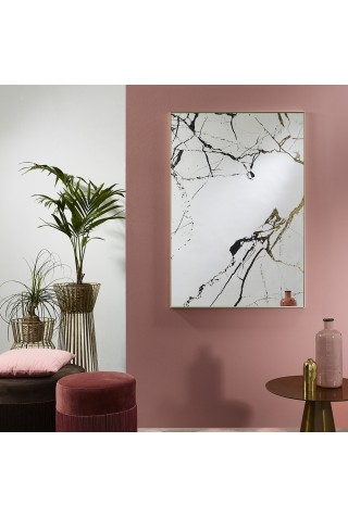 Espejo Decorativo De Pared Marble