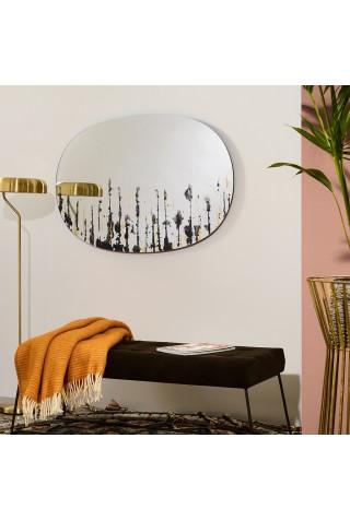 Espejo Decorativo Original Drip Gold