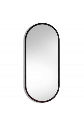 Espejo Minimalista Ambient Negro
