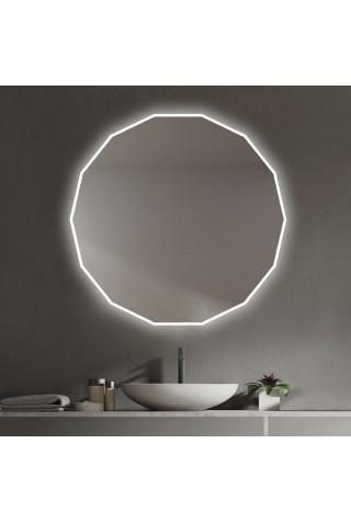 Espejo De Baño Modeno Retroiluminado