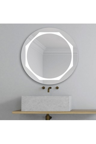 Espejo De Baño Modeno Con Luz Venus