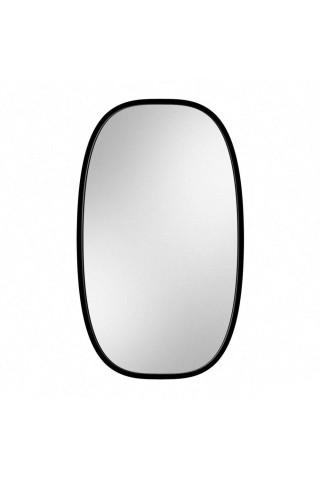 Espejo Moderno Minimalista Negro Dolio