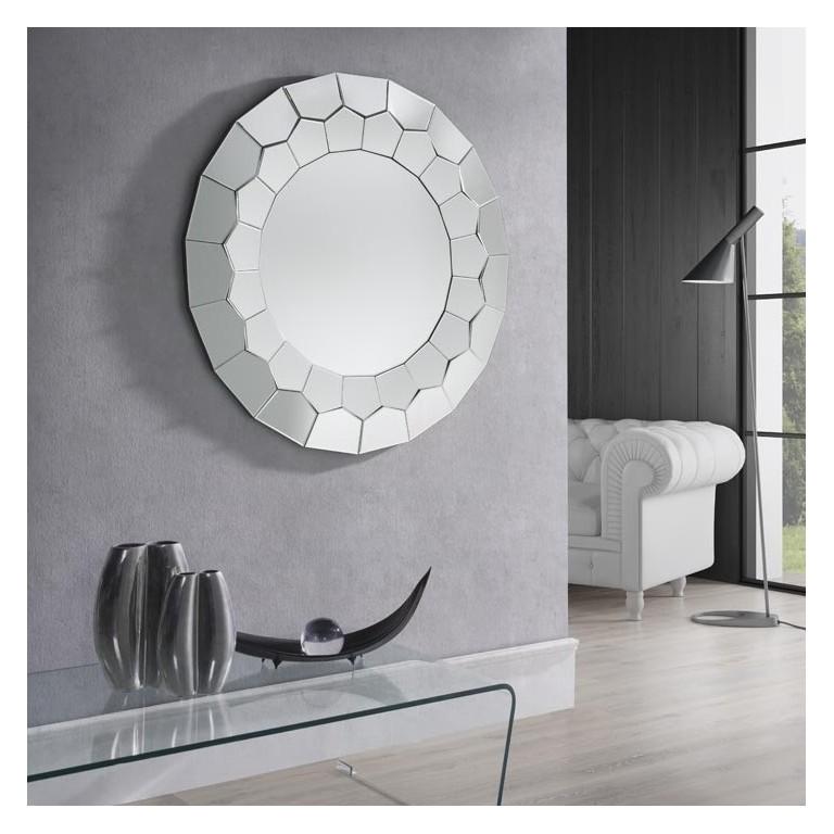 a1c6ea5cc Espejo Redondo De Diseño Moderno | CENTRO ESPEJOS