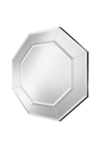 Espejo Decorativo Cristales Biselados Octagon