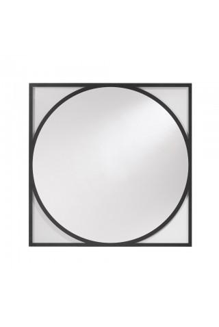 Espejo Decorativo Moderno Circo Black